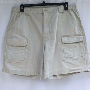 Savane Men's Cargo Shorts Sz 40 Casual